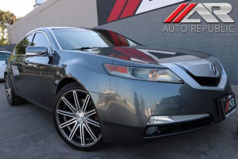 Pre-Owned 2011 Acura TL