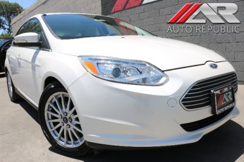 Pre-Owned 2012 Ford Focus Electric