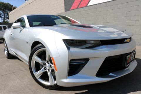 Pre-Owned 2016 Chevrolet Camaro SS