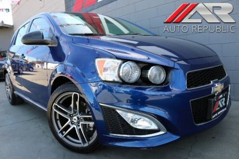 Pre-Owned 2014 Chevrolet Sonic RS