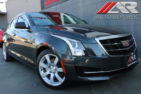 Pre-Owned 2015 Cadillac ATS