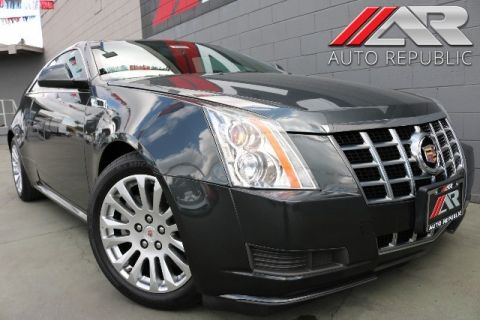 Pre-Owned 2014 Cadillac CTS Coupe