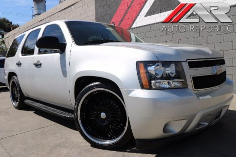 Pre-Owned 2010 Chevrolet Tahoe Commercial