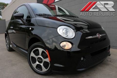 Pre-Owned 2015 FIAT 5003