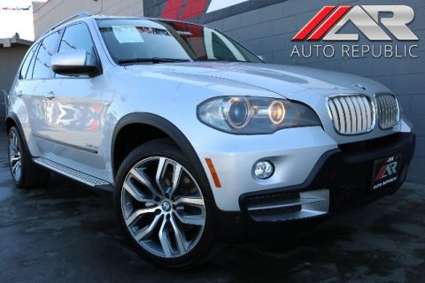 Pre-Owned 2009 BMW X5 xDrive35d