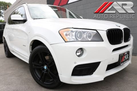 Pre-Owned 2014 BMW X3 xDrive35i