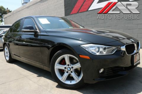 Pre-Owned 2014 BMW 3 Series 328i PREMIUM/NAV/MOON ROOF/LEA