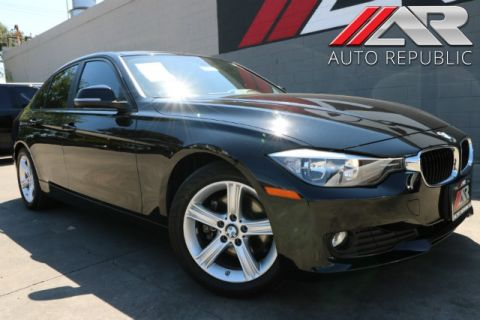 Pre-Owned 2014 BMW 3 Series 320i Sport/Turbo/Moon Roof/Pre