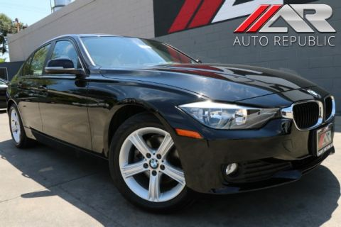 Pre-Owned 2014 BMW 3 Series 320i xDrive*PREMIUM PCKG*MOON*