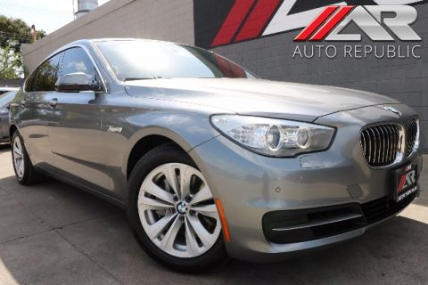 Pre-Owned 2014 BMW 5 Series Gran Turismo 535i