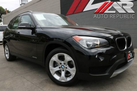 Pre-Owned 2014 BMW X1 sDrive28i PREMIUM/SPORT/PANOR