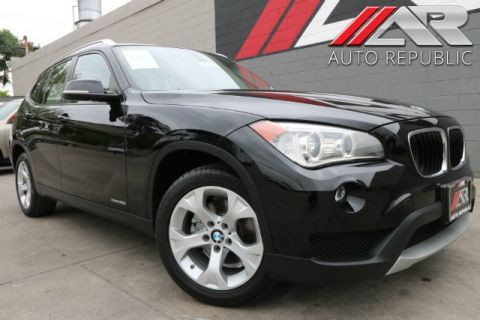 "Pre-Owned 2014 BMW X1 sDrive28i ""PREMIUM/PANOR ROOF"""