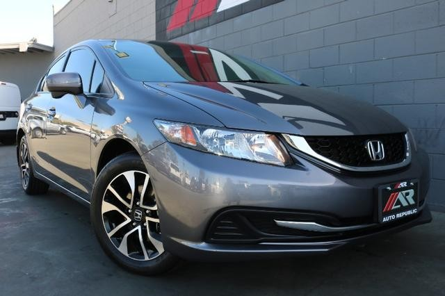Pre-Owned 2014 Honda Civic Sedan EX