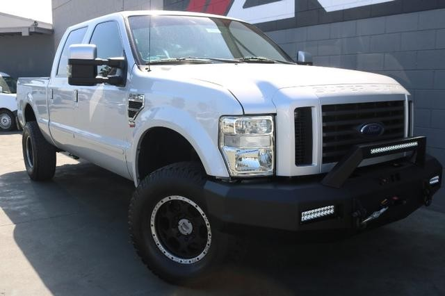 Pre-Owned 2008 Ford Super Duty F-250 SRW FX4