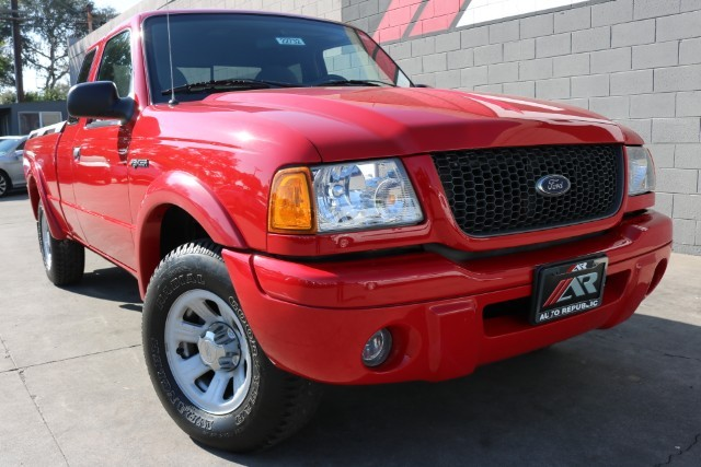 Pre Owned  Ford Ranger Edge