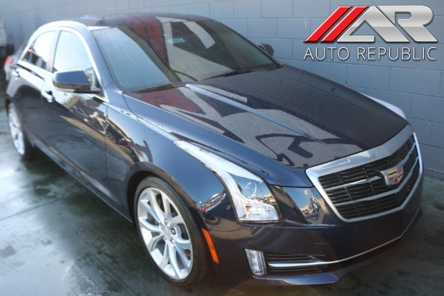 Pre-Owned 2016 Cadillac ATS Premium Collection