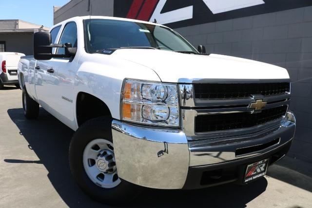 Pre-Owned 2009 Chevrolet Silverado 3500HD SWR Work Truck