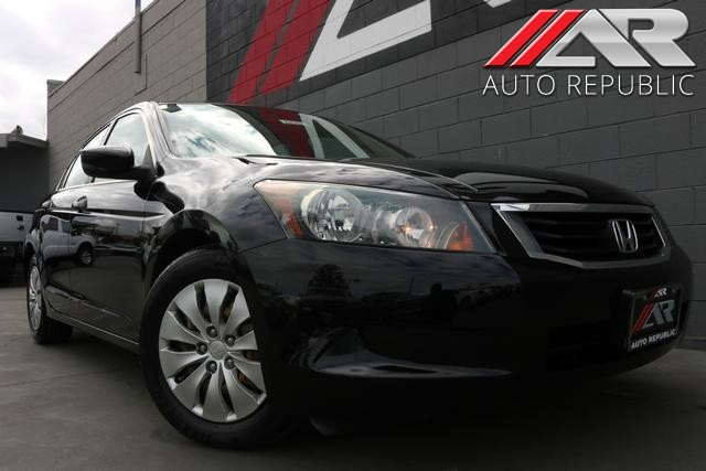 Pre-Owned 2010 Honda Accord Sedan LX