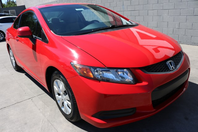 Pre Owned 2012 Honda Civic Coupe LX