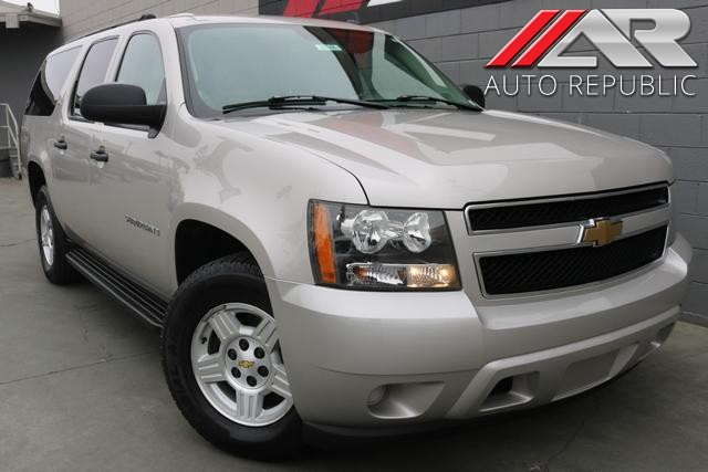 Pre-Owned 2007 Chevrolet Suburban LS