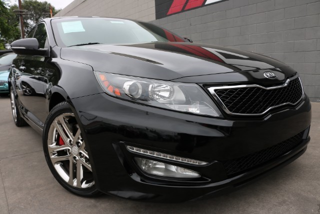 Beautiful Pre Owned 2013 Kia Optima SX