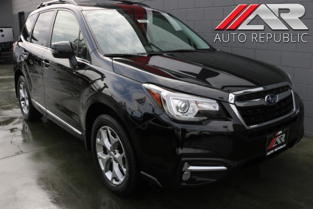 Pre Owned 2017 Subaru Forester Touring