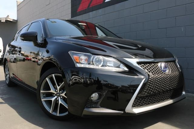 Pre-Owned 2015 Lexus CT 200h F Sport