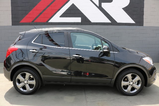 Pre-Owned 2014 Buick Encore Convenience Sport/Utility in Fullerton ...