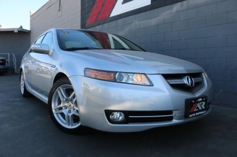 Pre-Owned 2007 Acura TL