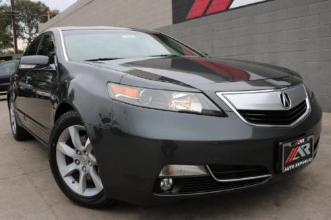 Pre-Owned 2012 Acura TL