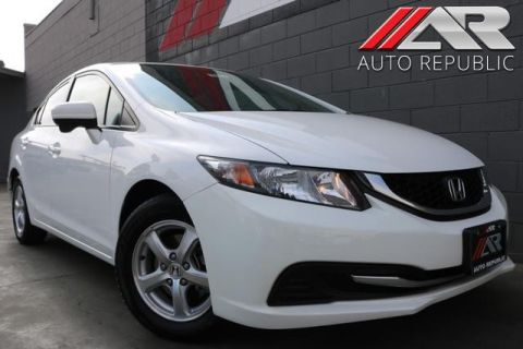 Pre-Owned 2015 Honda Civic CNG