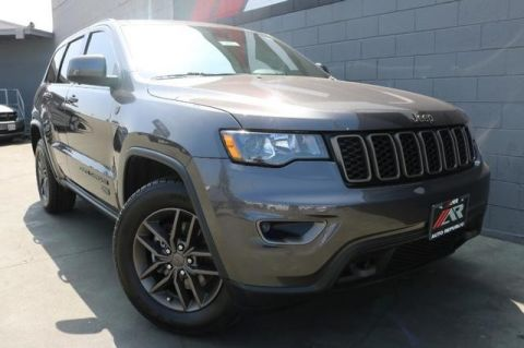 Pre-Owned 2016 Jeep Grand Cherokee 75th Anniversary