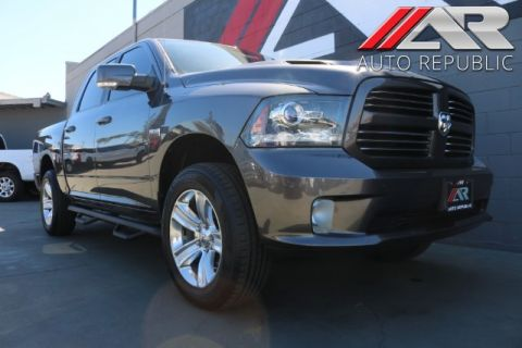 Pre-Owned 2016 Ram 1500 4WD Sport Crew Cab