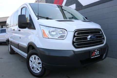 Pre-Owned 2017 Ford Transit 350 XLT