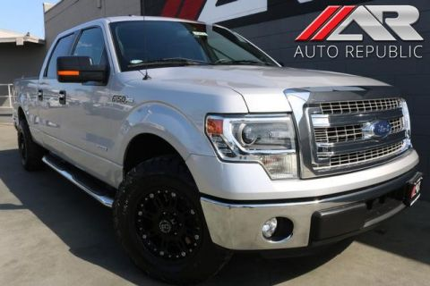 Pre-Owned 2014 Ford F-150 XLT 2WD Ecoboost