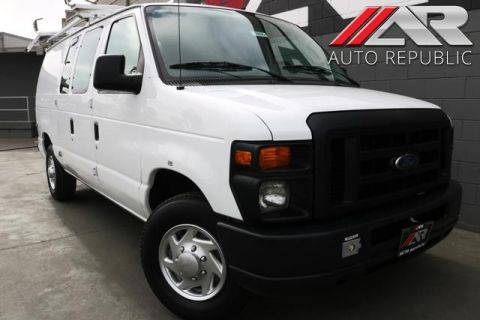 Pre-Owned 2010 Ford Econoline Wagon E250