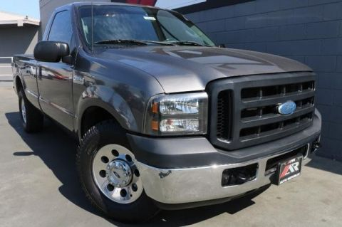 Pre-Owned 2006 Ford Super Duty F-250 XL