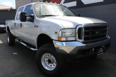 Pre-Owned 2003 Ford Super Duty F-250 XLT