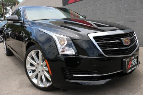 Pre-Owned 2015 Cadillac ATS Luxury RWD