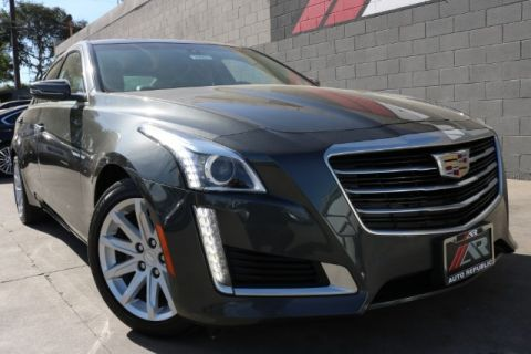 Pre-Owned 2015 Cadillac CTS