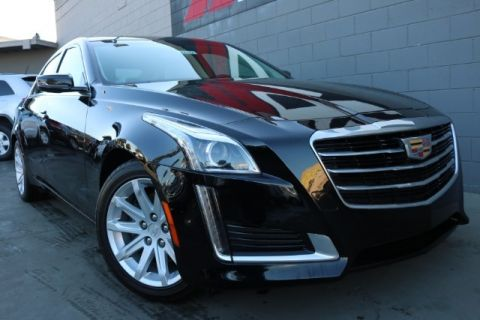 Pre-Owned 2016 Cadillac CTS