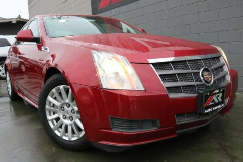Pre-Owned 2010 Cadillac CTS
