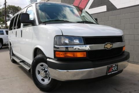 Pre-Owned 2015 Chevrolet Express 2500 Passenger Van LT