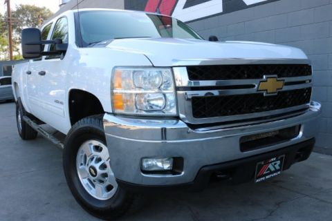 Pre-Owned 2012 Chevrolet Silverado 2500HD LT
