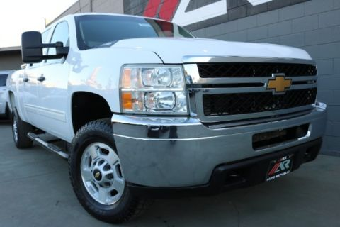 Pre-Owned 2013 Chevrolet Silverado 2500HD LT *%*DIESEL*%*
