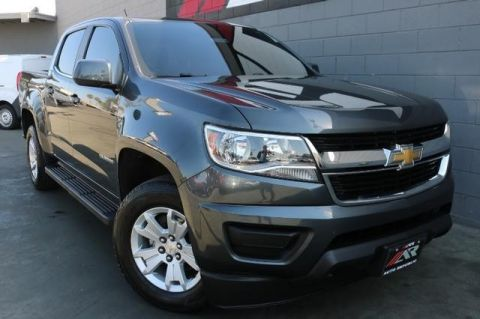 Pre-Owned 2016 Chevrolet Colorado 2WD LT Crew Cab