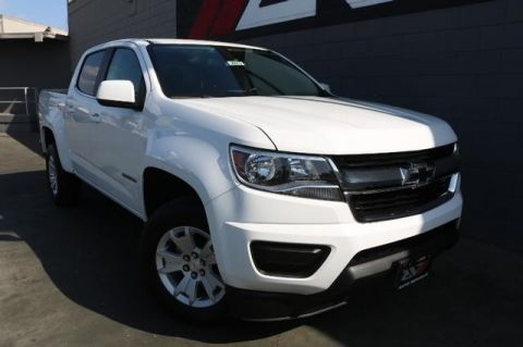Pre-Owned 2018 Chevrolet Colorado 2WD LT Crew Cab