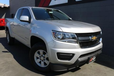 Pre-Owned 2015 Chevrolet Colorado 2WD Work Truck Ext Cab