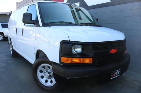 Pre-Owned 2014 Chevrolet Express Van Cargo