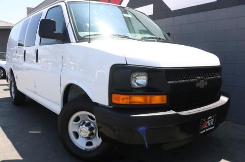 Pre-Owned 2016 Chevrolet Express Van Cargo